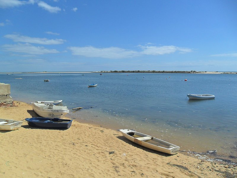 Nearby Cacela (Fabrica) beach
