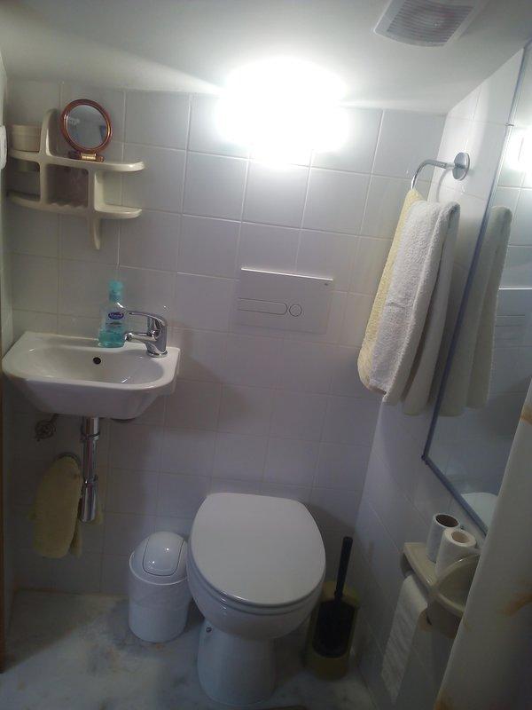 Stanza privata 1 WC