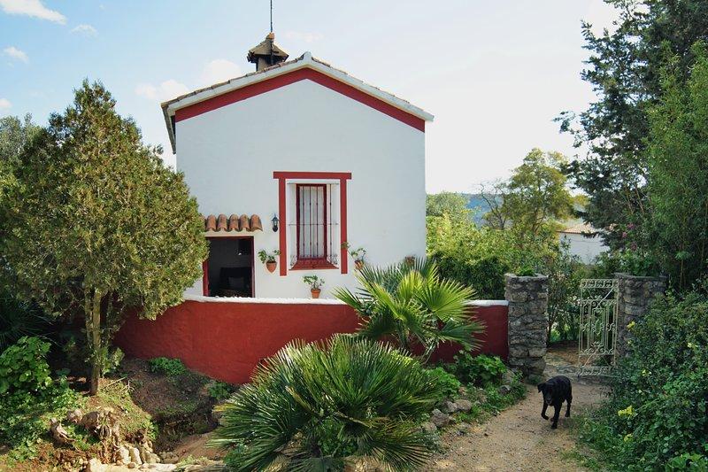CASA MONTECOTE  Eco Resort, Casa rural independiente (2/3), se admite mascota – semesterbostad i Vejer de la Frontera