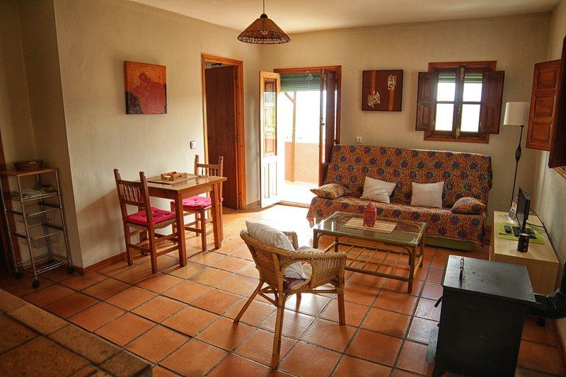 CASA MONTECOTE Eco Resort, Apartamento ( 2/3 ) con terrazza grande, location de vacances à Vejer de la Frontera