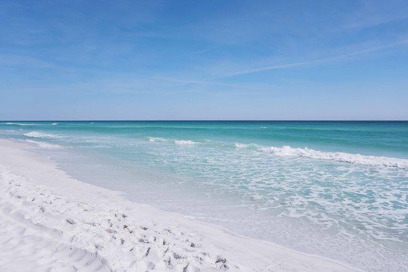 Le spiagge di zucchero bianco sono chiamati tra i migliori della nazione dell'anno dopo anno!