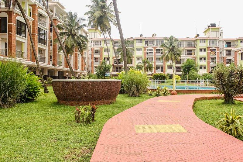 COZY APT NORTH GOA, holiday rental in Candolim