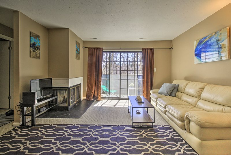 Your Silver Spring escape begins at this vacation rental apartment!