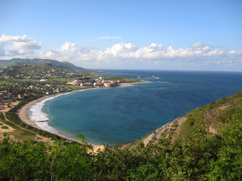 Nina's on the Beach - St. Kitts, holiday rental in Heldens