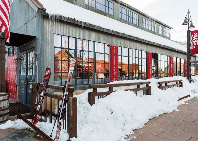 Silver Start Ski Shop