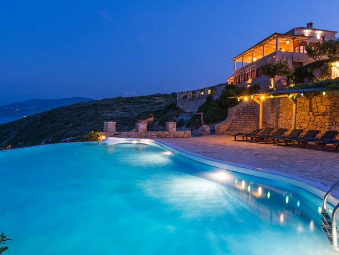 Villa Deep Blue - Zakynthos (Zante), Griechenland