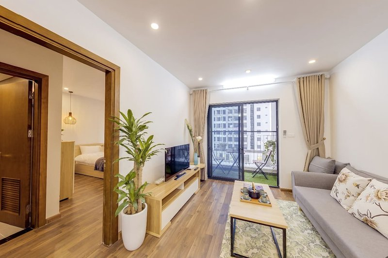 Spacious and luxurious Condominium. We care every little things in the space!