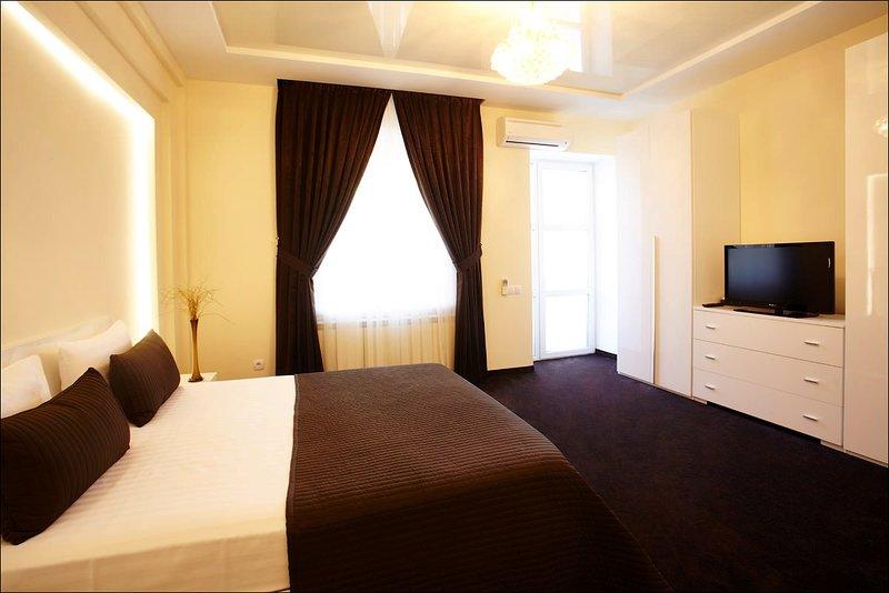 Central Park Apartments, casa vacanza a Chisinau