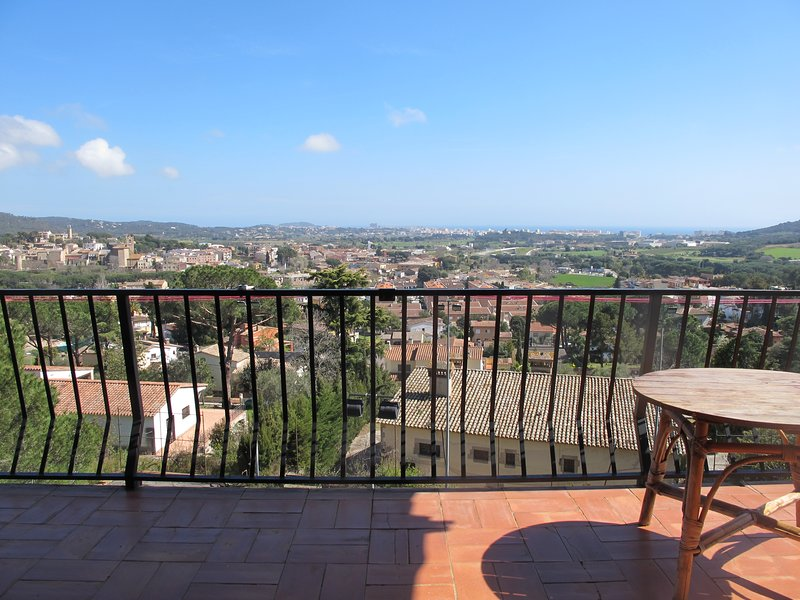 Magnificante views,Calonge,Nr.Palamos,Girona,Costa Brava, holiday rental in Calonge