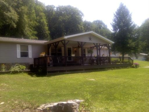Front Yard & Front Porch