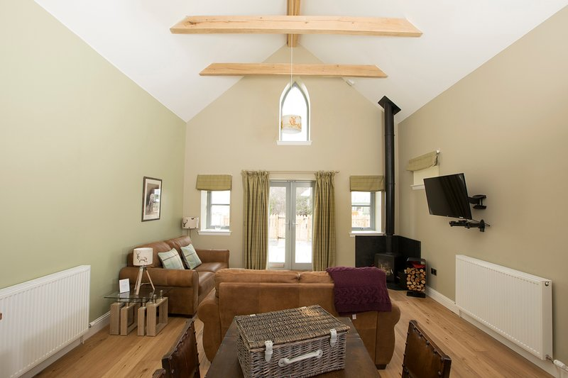 Orchard Cottage - Blairmore Farm, vacation rental in Crieff