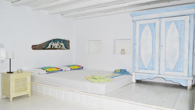 Second bedroom, first floor