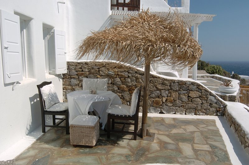 Luxurious Suite in Elia, Mykonos, holiday rental in Elia