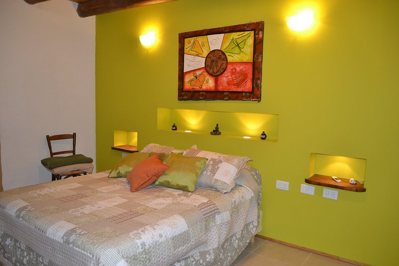 Cabañas Mantram Armonìa, holiday rental in Lujan de Cuyo
