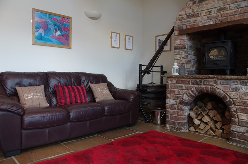 The Old Forge, Yorkshire Wolds Perfect for North York Moors & Coast, casa vacanza a Fimber