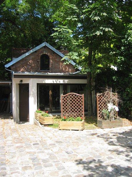 Les Tilleuls, holiday rental in Rueil-Malmaison