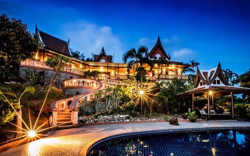Luxury Thai-Style Villa, Layan Beach, Phuket, vakantiewoning in Nai Thon