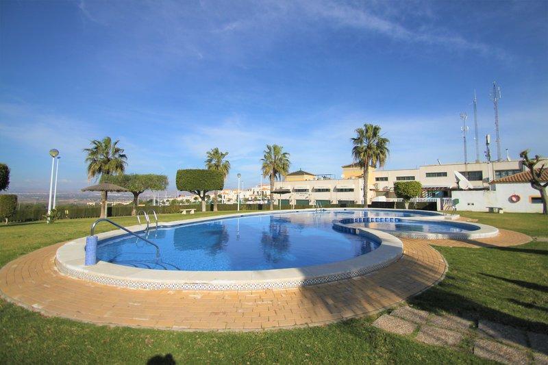 Apartamento Urb.Altomar en Gran Alacant, holiday rental in Monte Faro