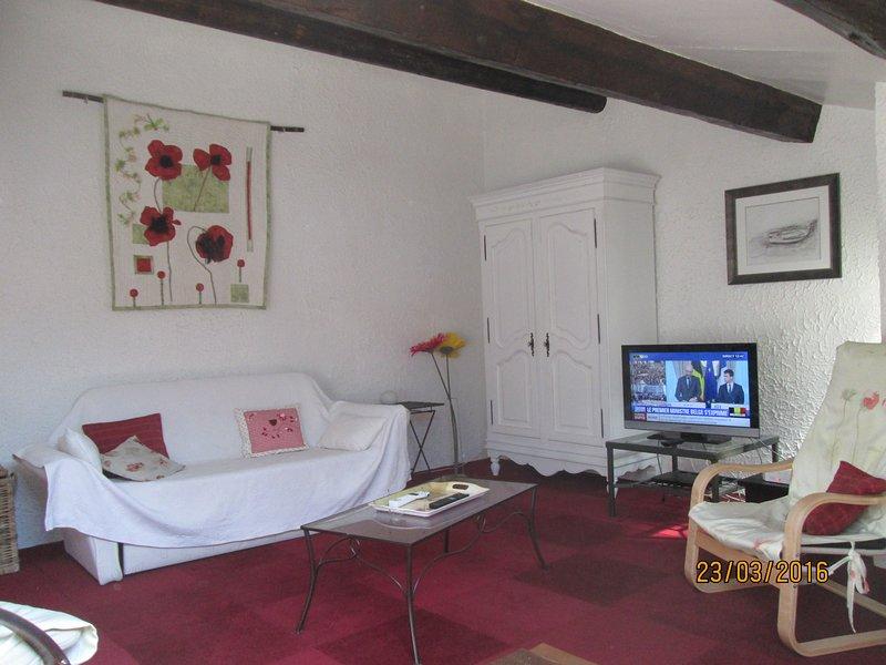 mezzanine avec lit dépliable