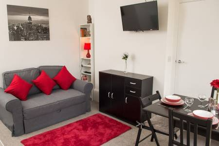 Moseley Mews Village Suites - Red, Ferienwohnung in Birmingham