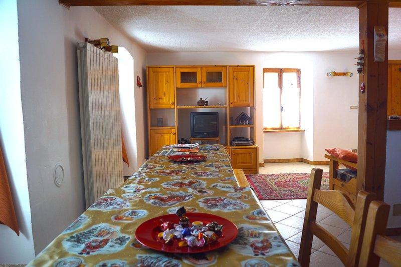 CASA VACANZE INVERNALI ED ESTIVE, location de vacances à Gignod