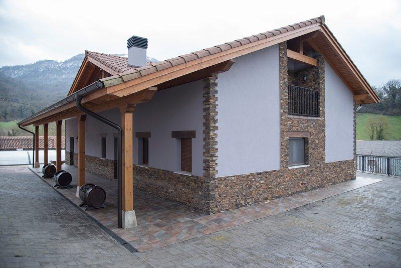 Vivienda turística La Morada de Andoin, holiday rental in Ollogoyen