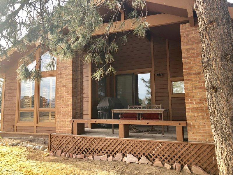 cubierta lateral de la cocina