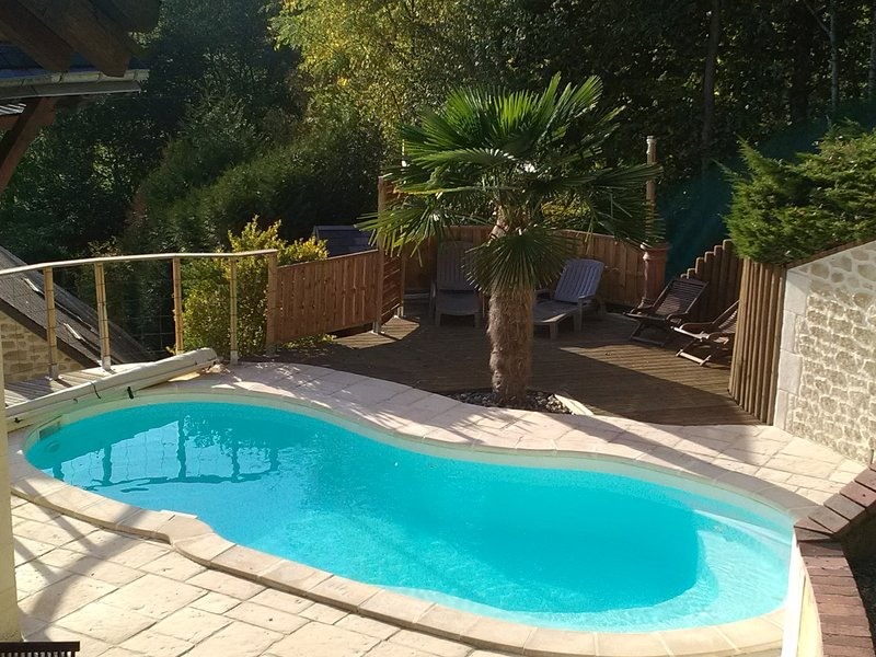 Le Chalet de Nat, vacation rental in Amboise