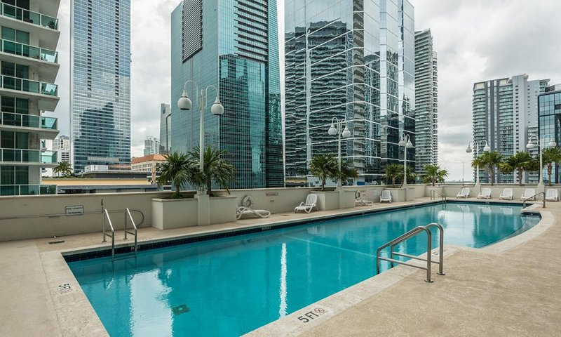 Amazing Penthouse in the Heart of Miami. Just walking distance to Restaurants, Clubs, Ocean, Beach