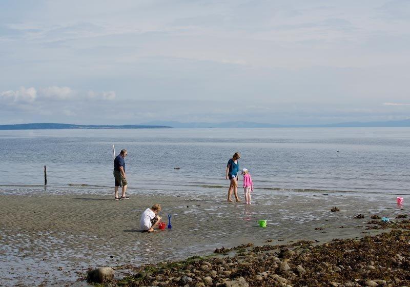 The Wonderful Beach Qualicum Landing ... het hele jaar geopend!
