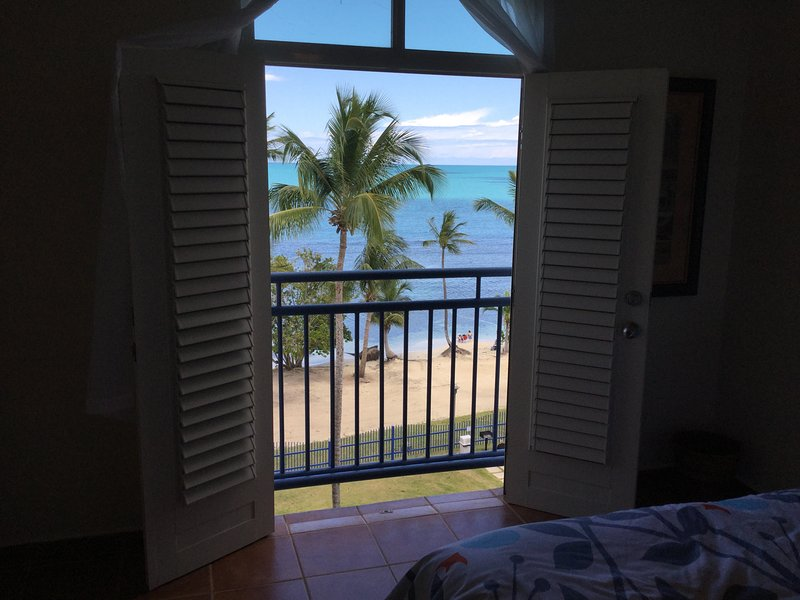 Master Bed Beach View
