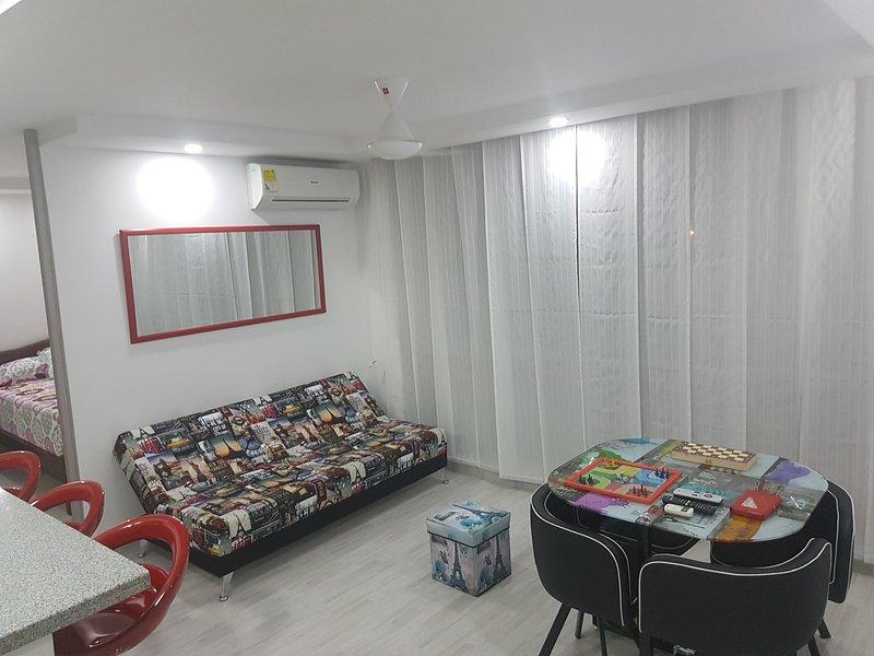 Apartamento Las Palmas, el mejor lugar para pasar unos días de descanso..., aluguéis de temporada em Espinal
