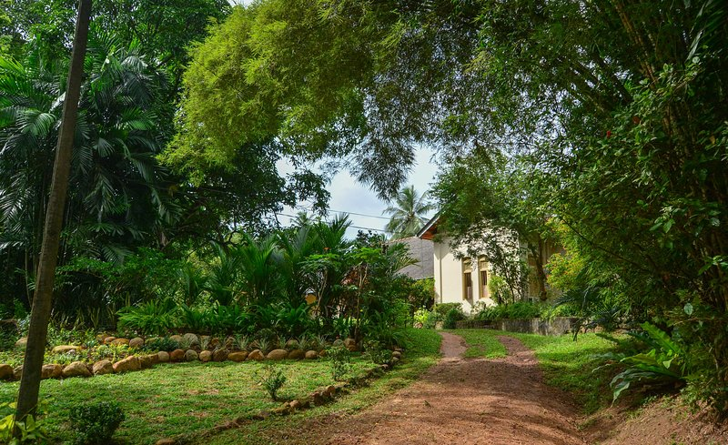 ECO GARDEN & HERITAGE HOME, MIRIGAMA, SRI LANKA, holiday rental in Ambepussa