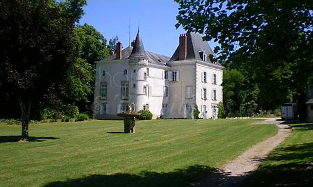 Château de Fontgeaudrant Limoges France, holiday rental in Feytiat
