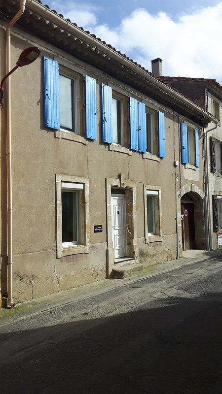 Old Boulangeris with new shutters