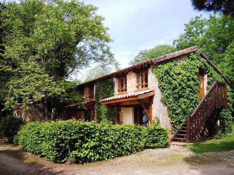 """Casa """"La Bergerie"""" 110 m² satisfaciendo 8 personas - granja reformada con Encanto"""