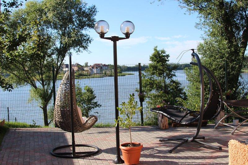 lake view, vacation rental in Kaliningrad Oblast
