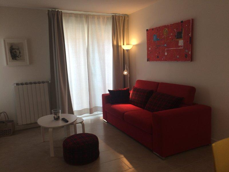 PALAZZO FRATINI via del ronco 9  TRIESTE, vacation rental in San Giuseppe della Chiusa