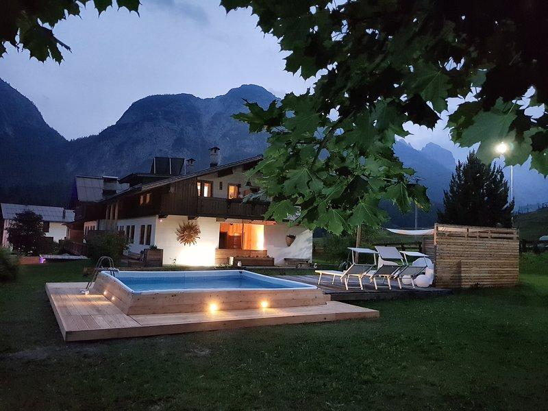 SPA RESORT**** WELLNESS AQUA SPA, holiday rental in Santo Stefano di Cadore