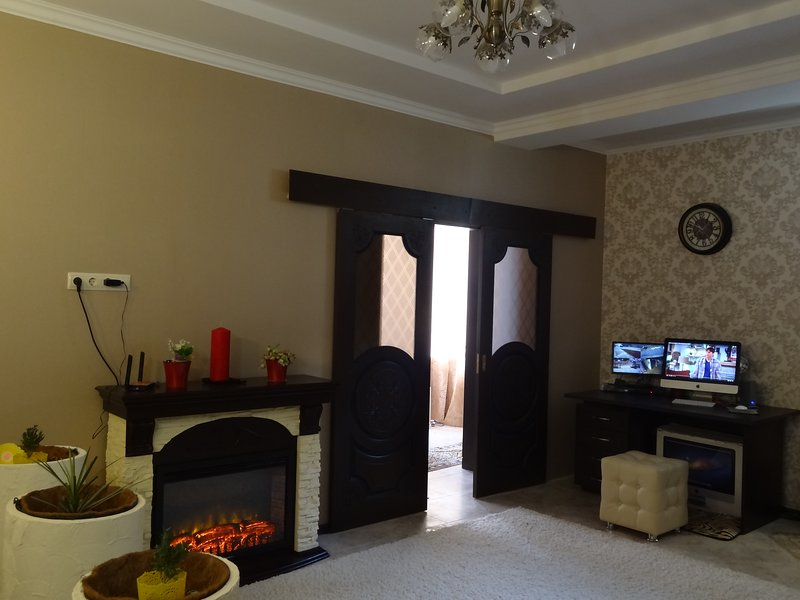 SOCHI 2 STORY DUPLEX  BY OLYMPIC PARK, vacation rental in Vesyoloye