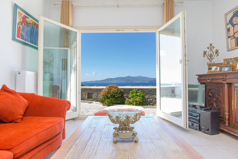 villa victor 2 is perfect for ralaxation and has the best views!!!