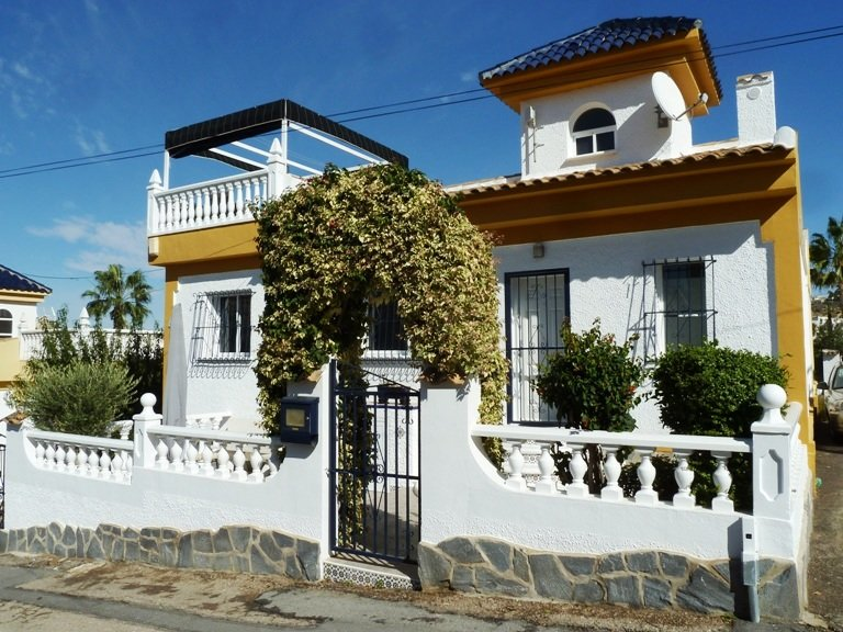 Vacker Spanish Villa