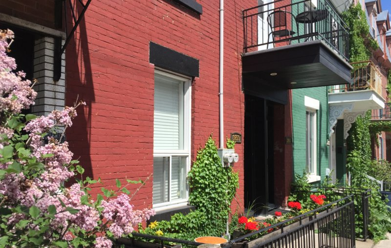Plateau Mont Royal Ground Floor Apartment Has Internet Access And Cable Satellite Tv Updated 2021 Tripadvisor Montreal Vacation Rental