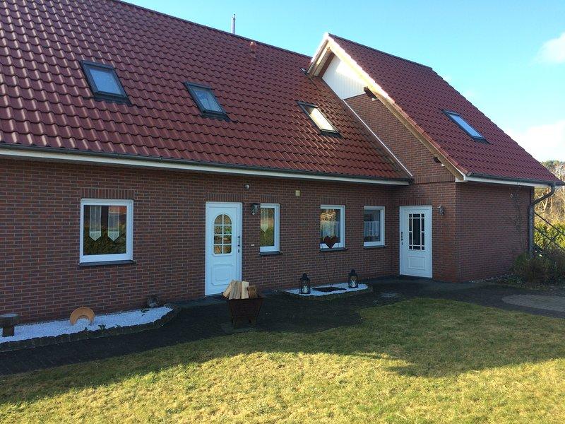 Ferienhaus Schmugglerpatt 90qm groß, aluguéis de temporada em Winterswijk