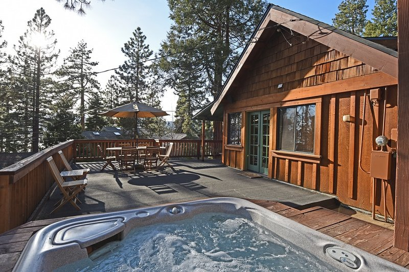 Spectacular Views In Updated North Lake Tahoe Home UPDATED