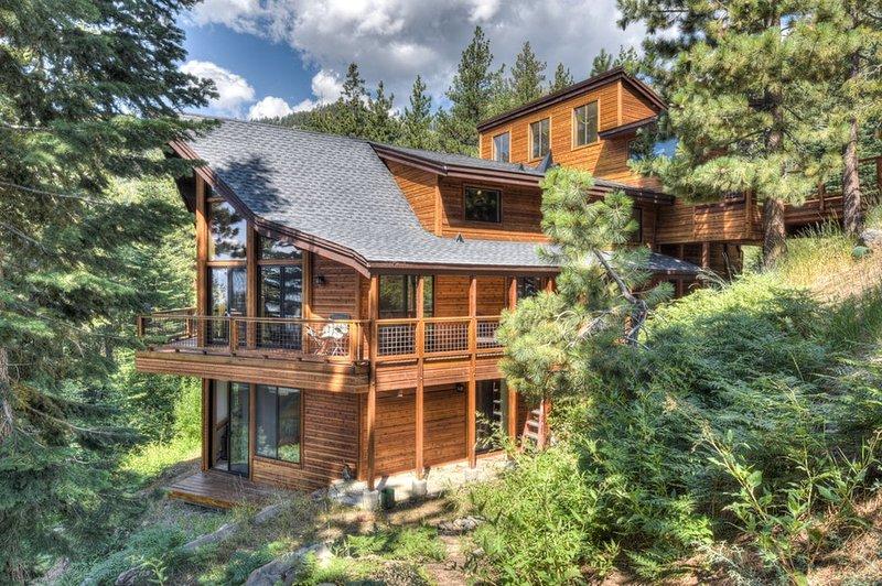 Beautiful, Tahoe architecture