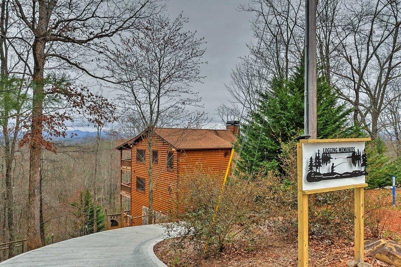 plaisir en plein air et d'aventure vous attendent lorsque vous séjournez dans cette cabine.