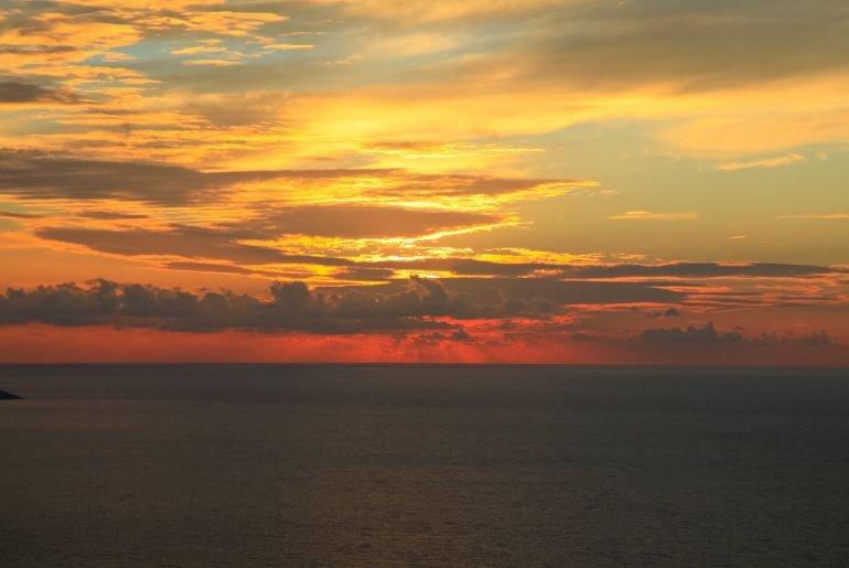 Kefalonia sunset