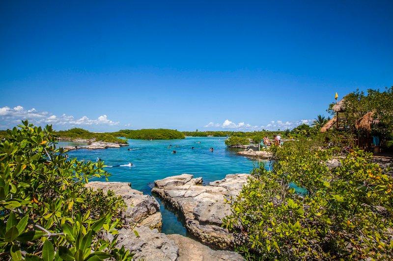 Yal-Ku Cenote, à 3 minutes à pied de la maison