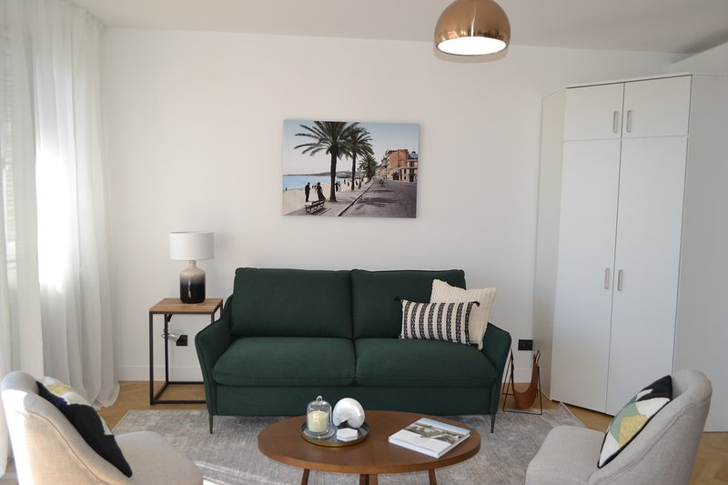 Rossini, holiday rental in Nice